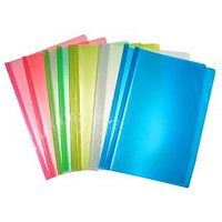 Paper Stick File Folder With Flap (Pack Of 10 Files)