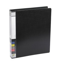 Trio 08A Ring Binder A4 (Set Of 2, Black)