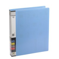Trio 08A Ring Binder A4 (Set Of 2, Blue)