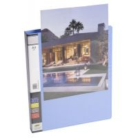 Trio 08AD Ring Binder A4 (Set Of 2, Blue)
