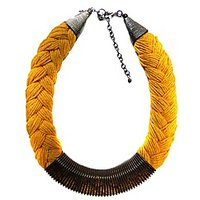 Anshul Fashion High-Class Metal Thread Necklace