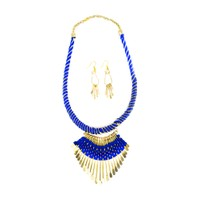 Anshul Fashion Designer Charming Thread Necklace