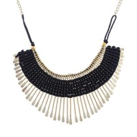 Anshul Fashion Dazzling Metal Necklace
