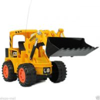 Details About  Kids JCB Truck Deluxe Wireless Remote Control Rechargeable