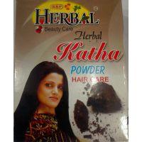 Herbal Beauty Care Herbal Katha Powder Hair Care (set Of 3 Pc )