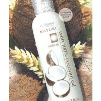 ORIFLAME NATURE HAIR OIL WITH 100% COCONUT OIL 100 ML.