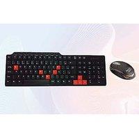 Quantum USB Keyboard Mouse Combo QHMPL 7403