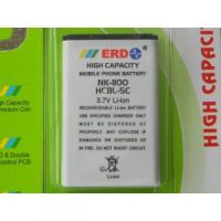 NOKIA BL-5C BATTERY ERD COMPANY HIGH QUALITY