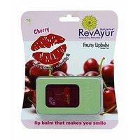 RevAyur Lip Balm (Cherry)