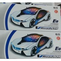 3d LED Light And Music Automatic Car Toy