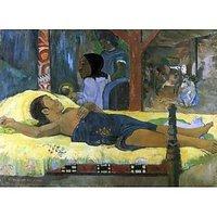 Birth Of Christ Son Of God Tetemari By Gauguin - Fine Art Print