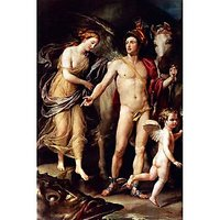 Perseus And Andromedar By Raphael - Museum Canvas Print
