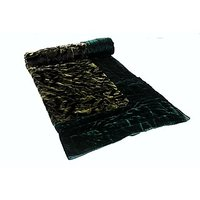Jaipuri Green Velvet Quilts & Comforters(FNR02015D)