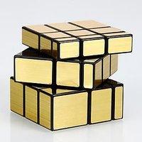 BANG BANG Mirror Cube - ShengShou Mirror Cube Gold 3x3x3 Magic Cube
