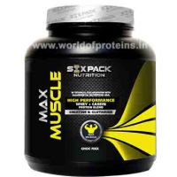 SIXPACK Max Muscle 4 Kg Chocolate