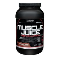 Ultimate Nutrition Muscle Juice Revolution 2600  4.69Lbs Chocolate