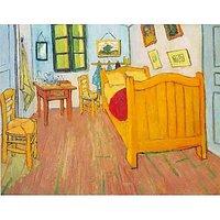 The Bedroom In Arles. Saint-Remy By Van Gogh - Fine Art Print