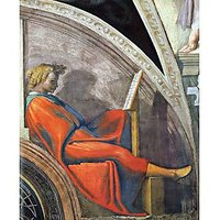 The Ancestors Of Christ 2 By Michelangelo - Fine Art Print