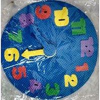 Educational Clock For Kids (1 Pair)
