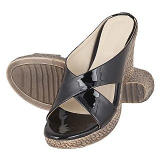 Niremo Women's The Eye Faux Leather Sandals - 74765834