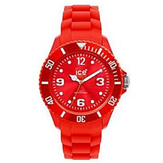 Ice SI.BW.B.S.11 Red Analog Watch - For Men, Women
