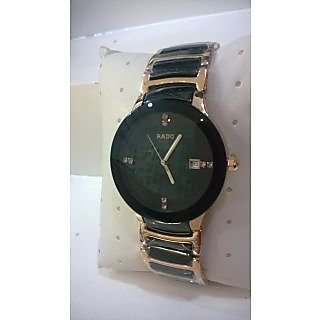 New Imported Watches For Men Quaartz Ceramic And Metal
