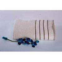 Eurospa Cotton Bath Towel(Beige)