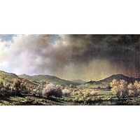 Spring Rain, The Valley Of Connecticut By Martin Johnson Heade - Fine Art Print