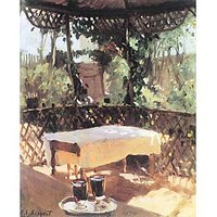 Two Wine Glasses By John Singer Sargent - Canvas Art Print