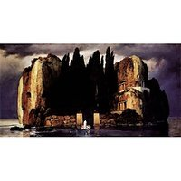Island Of The Dead Ones By Arnold Bocklin - Fine Art Print