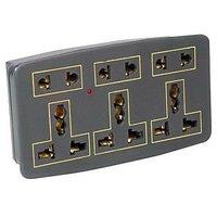 3 Pin Multi Plug Sockets(5 AMP)