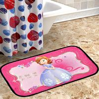 Disney Sparkk Home Exclusive Sofia The Princess Printed Doormat - 74860612
