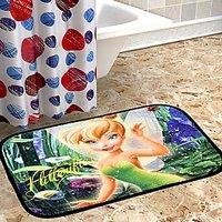 Disney Sparkk Home Exclusive Tinkerbell Printed Doormat - 74860798