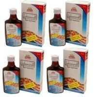 Wheezal Jaborandi Hair Oil 110 Ml- 4 Pack