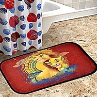 Disney Sparkk Home Exclusive The Lion King Printed Doormat