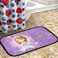 Disney Sparkk Home Exclusive Sofia The Princess Printed Doormat