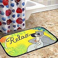 Disney Sparkk Home Exclusive Disney Character Printed Doormat