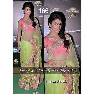 Shreya Saran On With Bollywood Beautiful Sarees