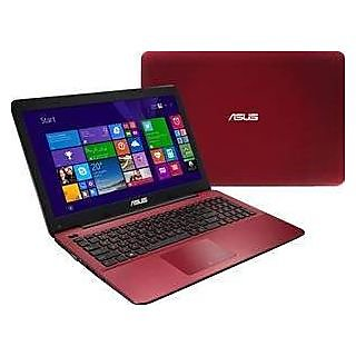 "Asus X555LD-XX356D ( i3-4030U /4GB/1TB/DOS/15.6"") Laptop Red"