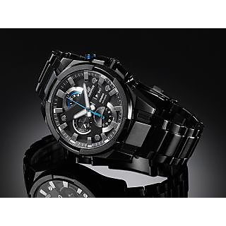 Casio Edifice Analog Multi-Color Dial Men's Watch - EFR-540BK-1AVUDF