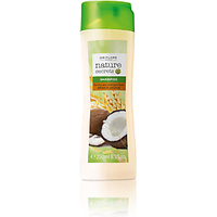 Ori Flame Nature Secret Shampoo For Dry And Damaged Hair Wheat And Coconut 250ml