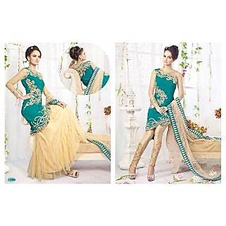 New Beautiful Designer Z-Plus Long Anarkali Suits-11006