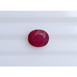 Ruby(Bangkok) Wt-5.17ct.(10.93/9.17)mm.Oval With Certificate RbBK00001