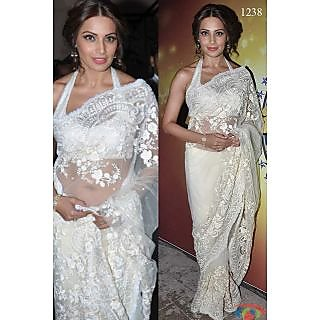 Bollywood Replica - Bipasha-Basu White Saree