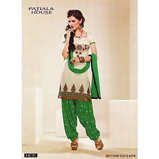 Kessi Patiyala Premium Designer Salwar Suit With Dupatta (7311)