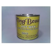 Hot Wax- Gold Flavor With Tea Tree Oil Extract