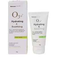 O3 HYDRATING & SOOTHING FACE WASH -PACK OF 2