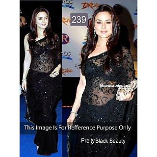 Priti Black Beauty