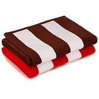 Pack Of 2 Cabana Bath Towel