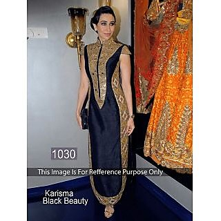 Karishma Black Beauty Dress Bollywood Suits